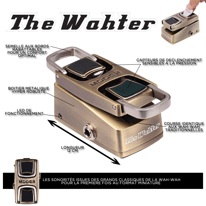 THE WAHTER